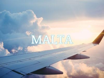 Tanie loty z Gdańska na Maltę