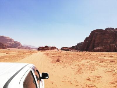 Wycieczka Jeepem po Wadi Rum